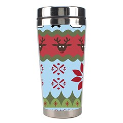 Ugly Christmas Xmas Stainless Steel Travel Tumblers