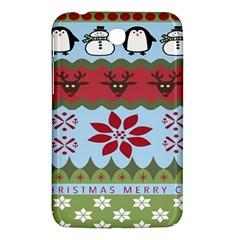 Ugly Christmas Xmas Samsung Galaxy Tab 3 (7 ) P3200 Hardshell Case  by Nexatart