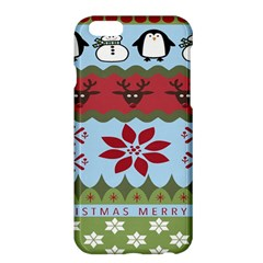Ugly Christmas Xmas Apple Iphone 6 Plus/6s Plus Hardshell Case