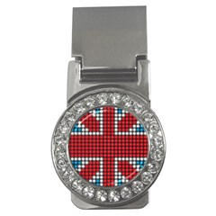 The Flag Of The Kingdom Of Great Britain Money Clips (cz)
