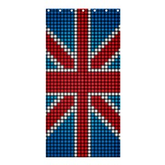 The Flag Of The Kingdom Of Great Britain Shower Curtain 36  X 72  (stall)