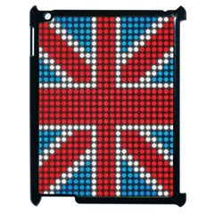 The Flag Of The Kingdom Of Great Britain Apple Ipad 2 Case (black)