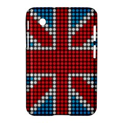The Flag Of The Kingdom Of Great Britain Samsung Galaxy Tab 2 (7 ) P3100 Hardshell Case