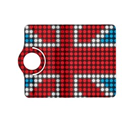 The Flag Of The Kingdom Of Great Britain Kindle Fire Hd (2013) Flip 360 Case