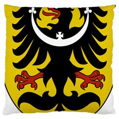 Silesia Coat of Arms  Standard Flano Cushion Case (One Side)