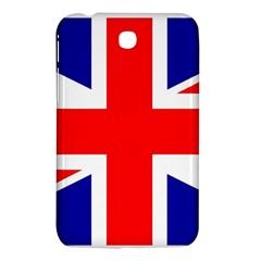 Union Jack Flag Samsung Galaxy Tab 3 (7 ) P3200 Hardshell Case