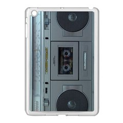 Vintage Tape Recorder Apple Ipad Mini Case (white)