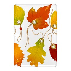 Vector Beautiful Maple Leaf Samsung Galaxy Tab Pro 12 2 Hardshell Case