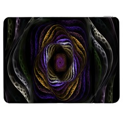 Abstract Fractal Art Samsung Galaxy Tab 7  P1000 Flip Case