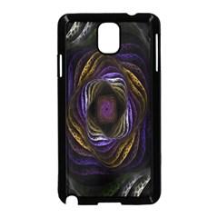 Abstract Fractal Art Samsung Galaxy Note 3 Neo Hardshell Case (black)