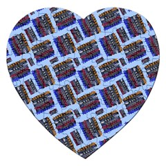 Abstract Pattern Seamless Artwork Jigsaw Puzzle (heart)
