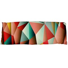 Abstracts Colour Body Pillow Case Dakimakura (two Sides)