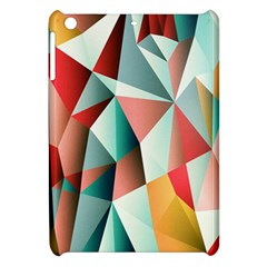 Abstracts Colour Apple Ipad Mini Hardshell Case
