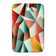 Abstracts Colour Samsung Galaxy Note 8 0 N5100 Hardshell Case