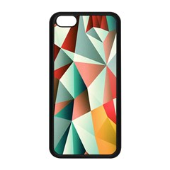 Abstracts Colour Apple Iphone 5c Seamless Case (black) by Nexatart