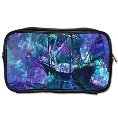 Abstract Ship Water Scape Ocean Toiletries Bags 2 Side by Nexatart