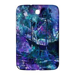Abstract Ship Water Scape Ocean Samsung Galaxy Note 8 0 N5100 Hardshell Case