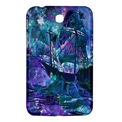 Abstract Ship Water Scape Ocean Samsung Galaxy Tab 3 (7 ) P3200 Hardshell Case  by Nexatart