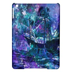 Abstract Ship Water Scape Ocean Ipad Air Hardshell Cases