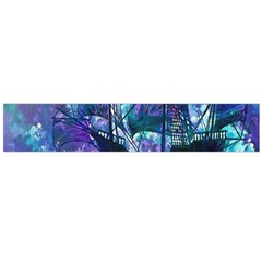 Abstract Ship Water Scape Ocean Flano Scarf (large)