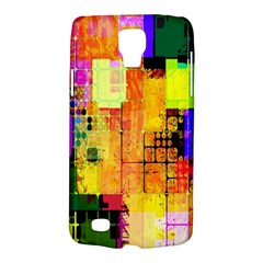 Abstract Squares Background Pattern Galaxy S4 Active