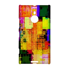 Abstract Squares Background Pattern Nokia Lumia 1520 by Nexatart