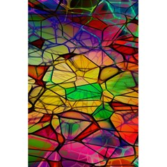 Abstract Squares Triangle Polygon 5 5  X 8 5  Notebooks by Nexatart