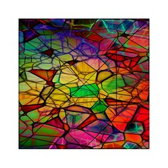 Abstract Squares Triangle Polygon Acrylic Tangram Puzzle (6  X 6 ) by Nexatart