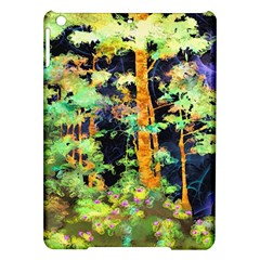 Abstract Trees Flowers Landscape Ipad Air Hardshell Cases