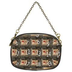Advent Calendar Door Advent Pay Chain Purses (one Side)