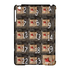 Advent Calendar Door Advent Pay Apple Ipad Mini Hardshell Case (compatible With Smart Cover)
