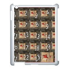Advent Calendar Door Advent Pay Apple Ipad 3/4 Case (white) by Nexatart