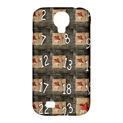 Advent Calendar Door Advent Pay Samsung Galaxy S4 Classic Hardshell Case (pc+silicone) by Nexatart