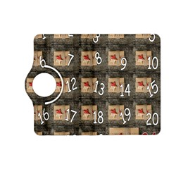 Advent Calendar Door Advent Pay Kindle Fire Hd (2013) Flip 360 Case by Nexatart