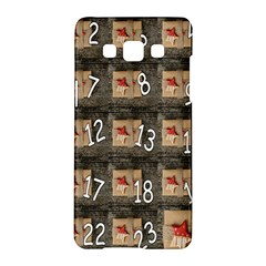 Advent Calendar Door Advent Pay Samsung Galaxy A5 Hardshell Case