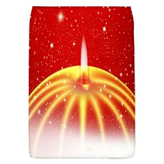 Advent Candle Star Christmas Flap Covers (l)