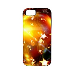 Advent Star Christmas Apple Iphone 5 Classic Hardshell Case (pc+silicone)
