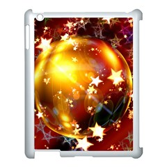 Advent Star Christmas Apple Ipad 3/4 Case (white)