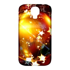 Advent Star Christmas Samsung Galaxy S4 Classic Hardshell Case (pc+silicone)