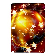 Advent Star Christmas Samsung Galaxy Tab Pro 10 1 Hardshell Case by Nexatart