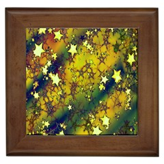 Advent Star Christmas Framed Tiles by Nexatart