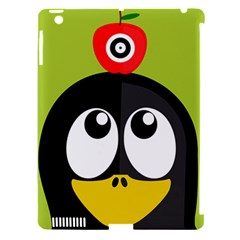 Animals Penguin Apple Ipad 3/4 Hardshell Case (compatible With Smart Cover) by Alisyart