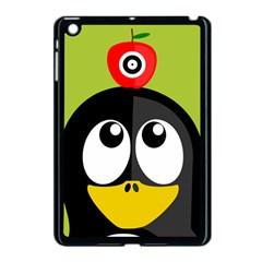 Animals Penguin Apple Ipad Mini Case (black) by Alisyart