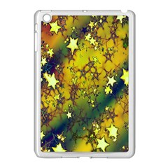 Advent Star Christmas Apple Ipad Mini Case (white) by Nexatart