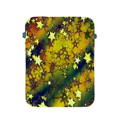 Advent Star Christmas Apple Ipad 2/3/4 Protective Soft Cases by Nexatart