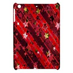Advent Star Christmas Poinsettia Apple Ipad Mini Hardshell Case
