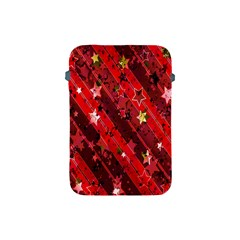 Advent Star Christmas Poinsettia Apple Ipad Mini Protective Soft Cases by Nexatart
