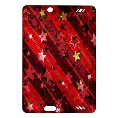 Advent Star Christmas Poinsettia Amazon Kindle Fire Hd (2013) Hardshell Case by Nexatart