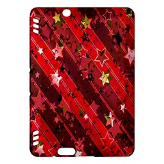 Advent Star Christmas Poinsettia Kindle Fire HDX Hardshell Case