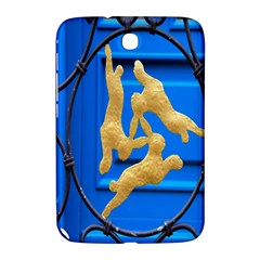 Animal Hare Window Gold Samsung Galaxy Note 8 0 N5100 Hardshell Case